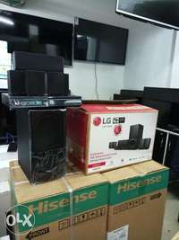 Brand new 1000 watts Bluetooth LG home theatre system 0