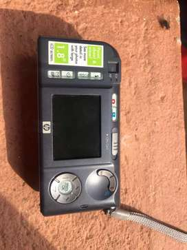 HP camera for sale