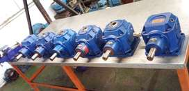 Rossi Spiral - Bevel Gearboxes  ratio 2:1 and 1:1 For Sale