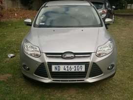 Ford Focus Trend 2013 Sedan