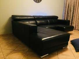 Zolano italian full leather couch