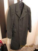 военная форма пальто демисезонное