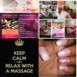 Massages offered.. Also mobile..