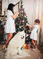 Платья мама+дочка family look