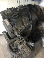 Кадди 1,9 разборка мотора