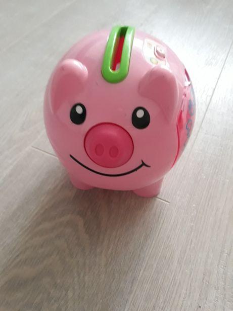 Свинка fisher price Соленое - изображение 1