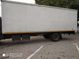 Canopy of truck 8 metre by 2.6