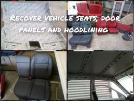 Car upholstery/ recover