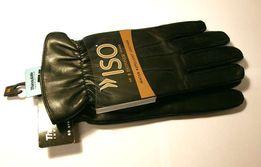 Перчатки мужские кожаные ISOTONER подкладка Thinsulate размер M, XL