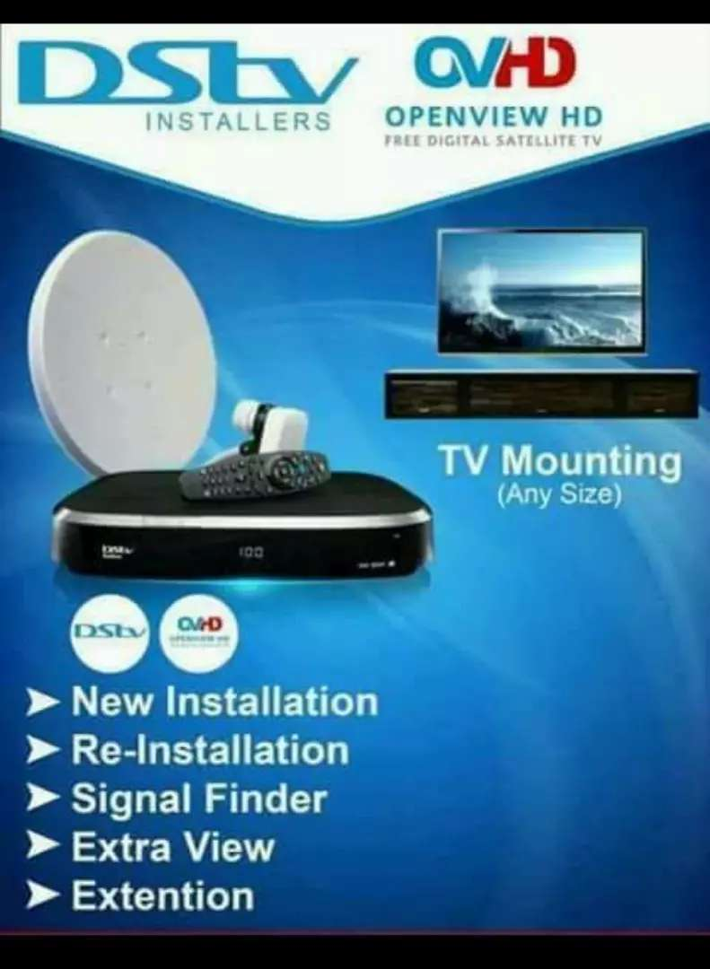 Dstv sales and installations 0