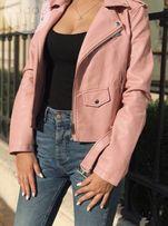 Кожаная куртка косуха Zara