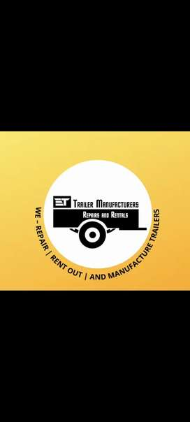 Trailers Rentals and Fixing