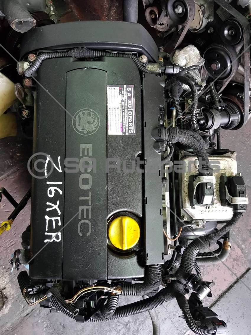 OPEL ASTRA  ZAFIRA  Z16XER  IMPORT MOTOR ENGINE FOR SALE