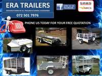 Image of Era trailers manufacturers sabs approved