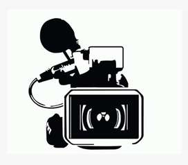 We Shoot •Events •Shows •Podcasts •Weddings (Video Studio Available)