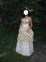 Оригінальна сукня весільна, Платье свадебное