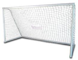 Bramka piłkarska 366 x 198cm rury 75mm siatka