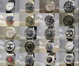 I buy watches Vintage and modern