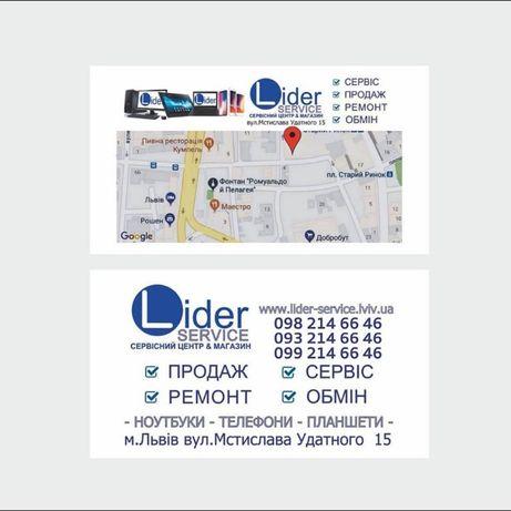 Блоки живлення Зарядки для Ноутбуків Lider service Львов - изображение 2