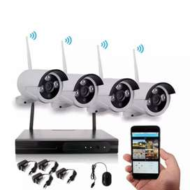 Cctv supply and installation services