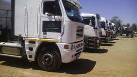 Looking for 34 ton side tipper trucks