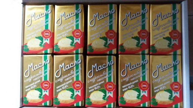 Продам Масло сливочное Киев - изображение 2