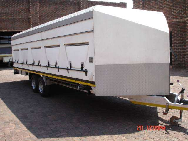 2.2m x 9m  Trailer for sale 0