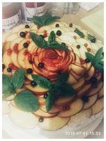 Вкусные домашние тортики, пирожные 8