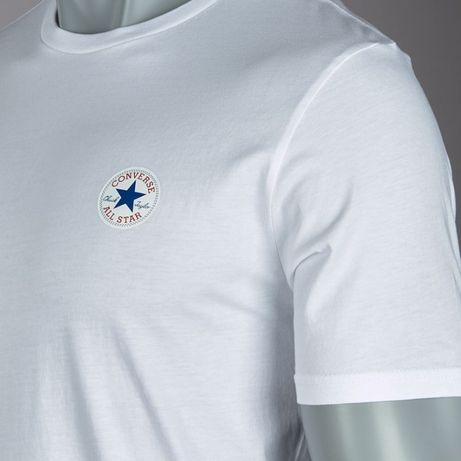 Продам фирменную мужскую футболочку Converse Core Chuck Patch Crew,р.S