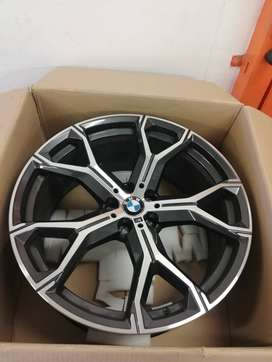 ORIGINAL BMW X5/X6/X7 MAG RIMS
