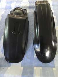 Image of KDX Rear and Front Mudguard