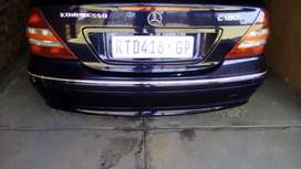Mercedes Benz c class daily runner in good condition