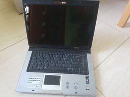 Laptop Asus na czesci