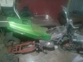 Selling off road 3wheeler