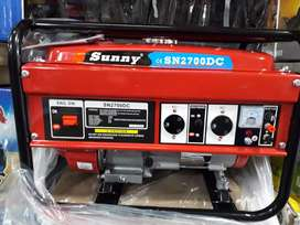 2700DC Sunny Pull Start generator for only R3600 free delivery