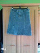 Spódnica jeansowa H&M 40