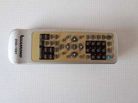 Remote Control DIAMOND DVD-1501 for DVD Player. In working condition.