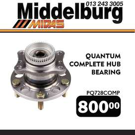 Quantum Complete Hub Bearing ONLY R 800!
