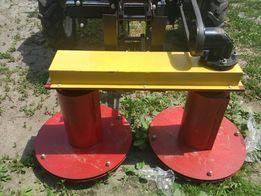 Косилка роторная 1,1 м на мототрактор мотоблок косарка роторна якісна