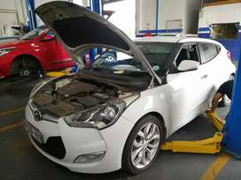 2013 HYUNDAI VELOSTER 1.6 GDI EXECUTIVE