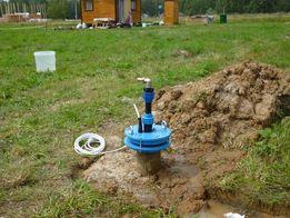 Бурение скважин на воду, под тепловые насосы