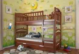 Двухъярусная кровать Карина Люкс усил , супер цена