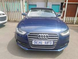 Used 2013 Audi A4 1.8T