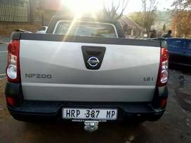 Nissan np200 for sale 2015
