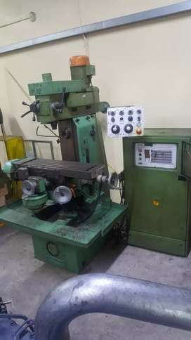 Milling Machine- Hermle
