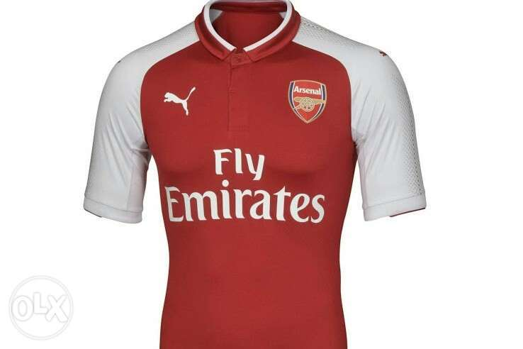 Arsenal Latest Jersey (Valentine special) 0