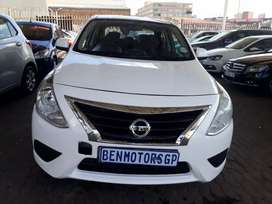 For Sell:2017 Nissan Almera Engine1.5,Automatic,71000km..