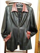 Куртка кожаная, состояние хорошее