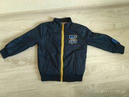 Классная осенняя (деми) куртка на мальчика. 4-5 лет