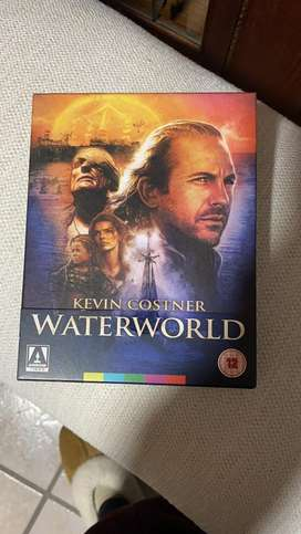 Waterworld 3 disc Blu Ray Limited and rare edition
